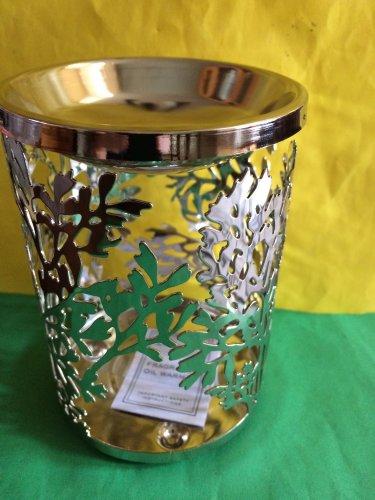 Bath & Body Works Metal Branches Design Home Fragrance Oil Warmer Burner