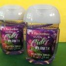 Bath & Body Works 2 Plum Cider Anti Bacterial Hand Gel