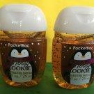 Bath & Body Works 2 Merry Cookie Anti Bacterial Hand Gel