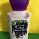 Bath & Body Works Merry Berry Christmas Lotion 3 oz Size