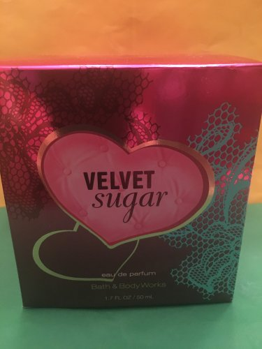Bath & Body Works Velvet Sugar EDP Perfume Large Full Size