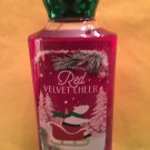 Bath & Body Works Red Velvet Cheer Shower Gel Large Full Size