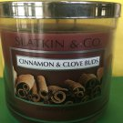Bath & Body Works Cinnamon & Clove Bud Candle 3 Wick Large