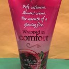 Bath & Body Works Wrapped in Comfort Shea Body Scrub