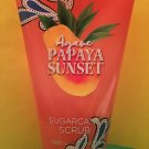 Bath & Body Works Agave Papaya Sunset Sugarcane Scrub