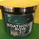 Bath & Body Works Boathouse Row Candle 3 Wick Large