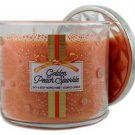 Bath and Body Works Golden Peach 3 Wick Candle Large