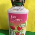 Bath & Body Works Sun Ripened Raspberry Lotion Full Size