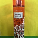 Bath & Body Works Raspberry and Sweet Mint Fine Fragrance Mist Full Size