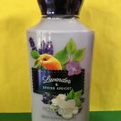 Bath & Body Works Lavender and Spring Apricot Body Lotion Full Size