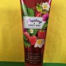 Bath & Body Works Raspberry and Sweet Mint Body Cream Full Size