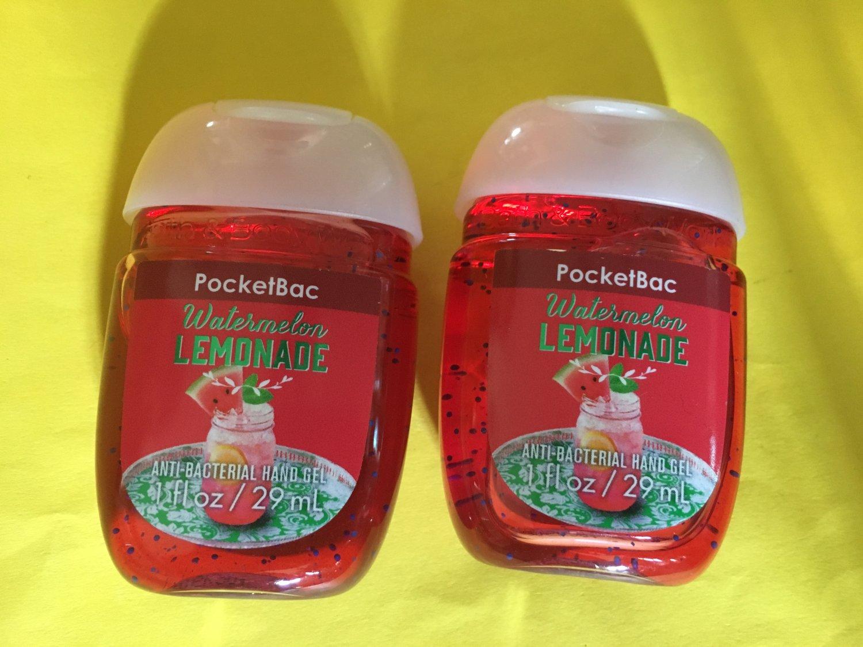 bath and body works watermelon lemonade shower gel