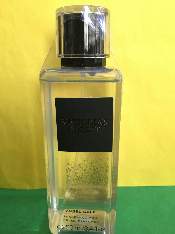 Victorias Secret Angel Gold Fragrance Mist Splash Large Full Size