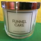 Bath and Body Works Funnel Cake 4 oz Candle