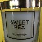 Bath & Body Works Sweet Pea 4 oz Candle