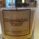 Bath and Body Works Champagne Toast Single Wick 4 oz Candle