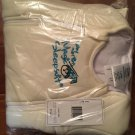 Baby Merlin Magic Sleepsuit Large 6-9 months Cream