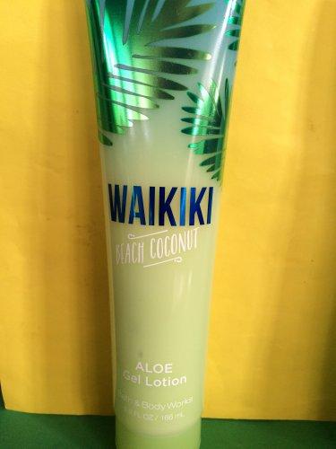 Bath & Body Works Waikiki Original Aloe Gel Lotion
