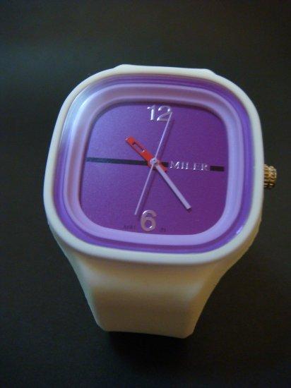 Trendy Plastic Watch
