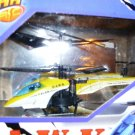 NEW Hawk Talon R/C Helicopter 3 Channel Available in Red, Blue or Yellow