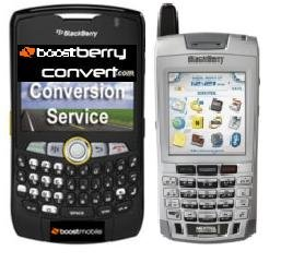 CD & Website Password To Convert & Use Your Nextel Blackberry 8350i/7520/7100i On Boost Mobile