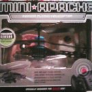 BEST Propel Toys R/C Mini Apache Helicopter W/LED Light