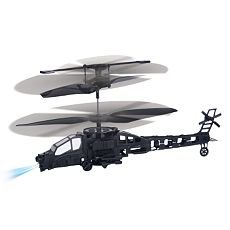 Propel Toys Remote Control Mini Apache Helicopter w/LED