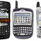 CD Convert & Use Nextel Blackberry 8350i/7100i/7520 with Boost Mobile