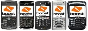Convert Your Sprint Blackberry onto Boost Mobile Talk text and web for $50 a month unlimited