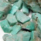 BLUE AMAZONITE 70gr. PERU MINING MINERAL SPECIMEN