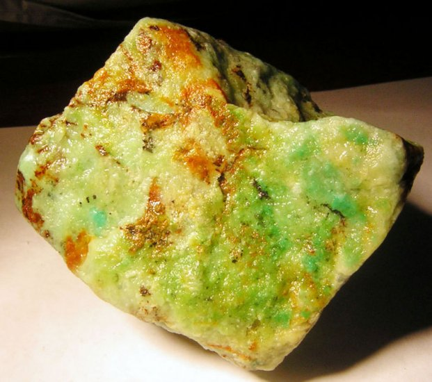 TURQUOISE 70gr  ROUGH NATURAL JEWELR MINING MINERAL