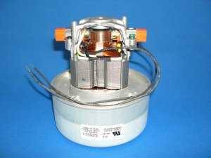 115923, 117923-23, 117923, 7923-23 New Miele Canister Vacuum Cleaner Motor