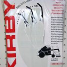 3 Genuine Kirby G3-G6 Sentria Ultimate G Vacuum Bags + Belt