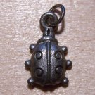 Pewter Ladybug Charm Lead Safe Made in U.S.A.