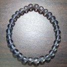Quartz Natural Stone Stretch Bracelet Made in the U.S.A.