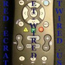 Four (Qty. 4) AT&T U-verse ATT Uverse Universal Remote Control (Replacement) OEM Black S10-S1