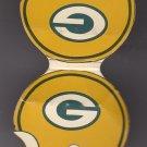 1974 74 Green Bay Packers Football Schedule Helmet Design Shaped Matchbook