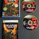 Gears of War Refresh  (Xbox 360, 2008) - The Complete Collection 2-Disc Platinum