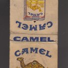 Vtg Camel Brand Joe Camel Have a Real Cigarette Best Tobacco Smoke Matchbook