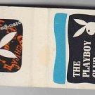 Vintage Retro 1961 The Playboy Club Chicago New * Mint * Unstruck Matchbook