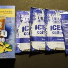 Hills Bros. Brothers Iced Coffee French Vanilla Flavored - 4 Packets Total