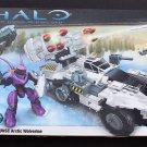 NIB Halo UNSC Arctic Wolverine #96852 Mega Bloks 298 pcs Collector's Series XBox