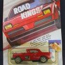 Vtg Road Kings 1955 55 Chevy Pull-Back Motor 1/43 #64-8933 Die-Cast NOC