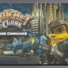 Ratchet & Clank Going Commando Playstation 2 PS2 Case & Instruction Manual Only