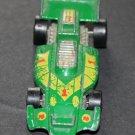 Vtg 1973 73 Green El Rey Special Race Car Hot Wheels Mattel Toy Die-Cast Car