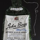 "John Begg Blue Cap Blended Scotch Whiskey Whiskies 27""x10"" Inflatable Bottle Bar"