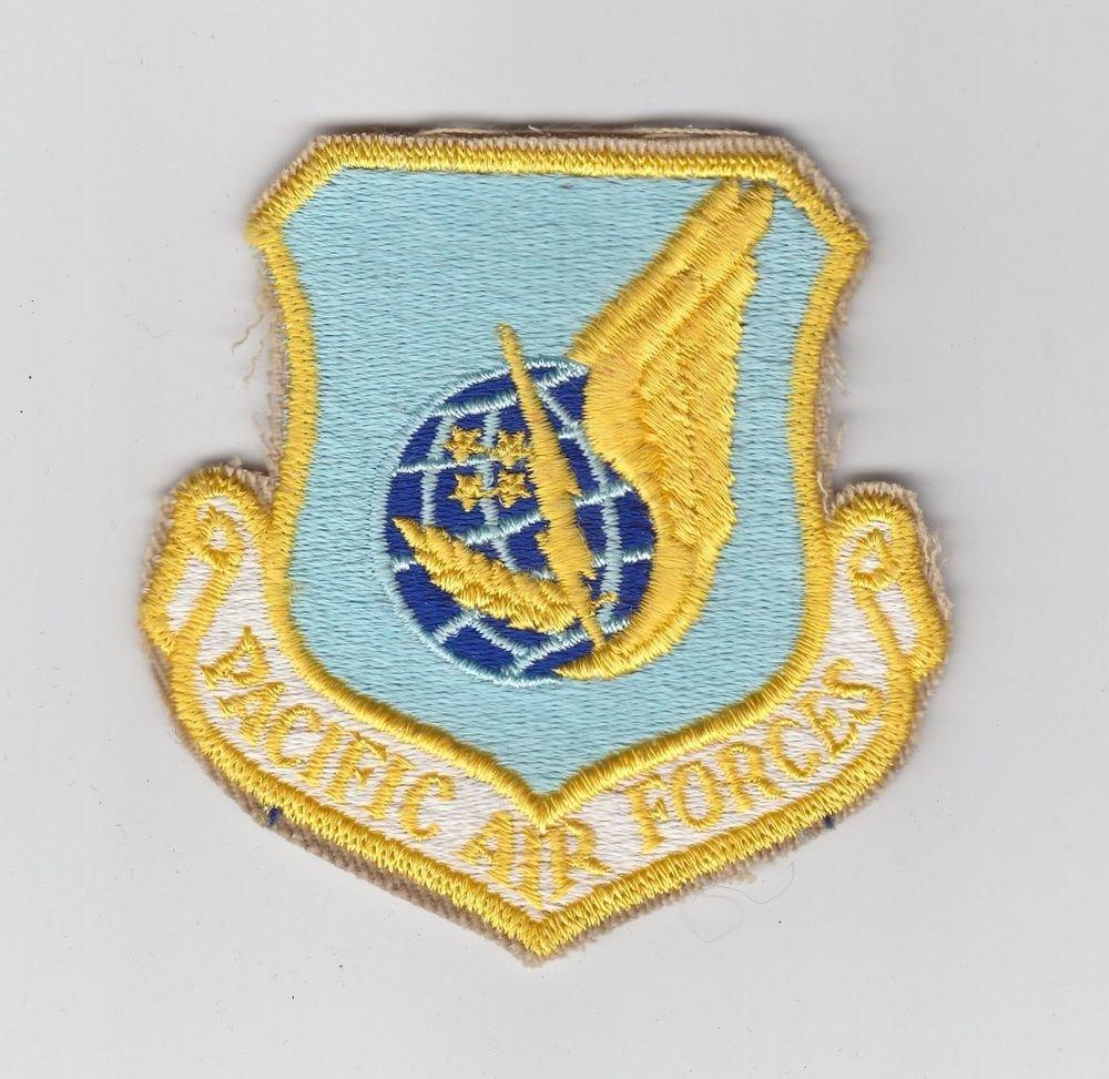 Vintage Pacific Forces US Air Force USAF PACAF Vietnam War Military