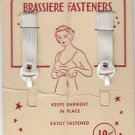 Vintage Lady Ellen Brassiere Bra Fasteners w Original Packaging Red Star Product