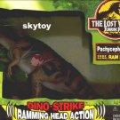 jurassic Park Lost World Pachycephalosaurus misb FREE USA shipping