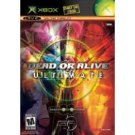 dead or alive ultimate xbox new